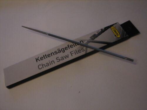 Forstwerkzeug, Rundfeile 4,8 mm  für Motorsägen