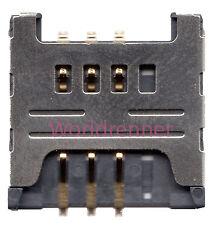 SIM Lector Tarjeta Conector Card Reader Samsung Galaxy E1050 E1230 E2222 E2530
