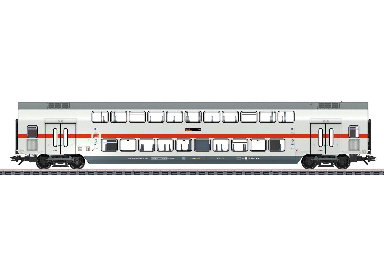 Märklin 43485 IC doppio bastone auto 2. classe DB AG con illuminazione interna #neu OVP #