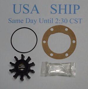 Part 18673-0003 Jabsco Impeller Kit Replaces 673-0003.
