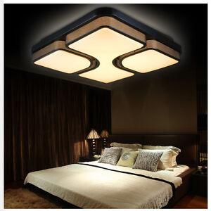 Das Bild Wird Geladen 30W 48W 96W Voll Dimmbar 24W LED Deckenleuchte