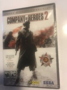 Company Of Heroes 2 Pc 2013 Computer Game Sealed Ebay