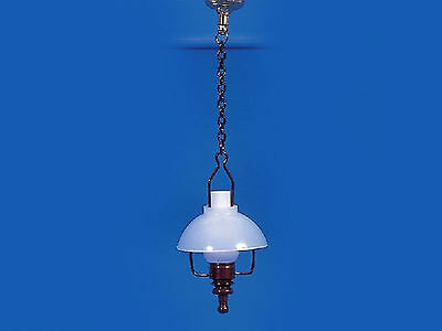 1:12 Scale Hanging Paraffin Lamp Light Dolls House Miniature Accessory EL08