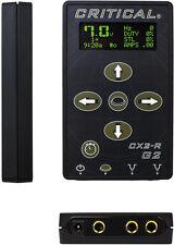 Critical Tattoo CX2R-G2 Power Supply – Black