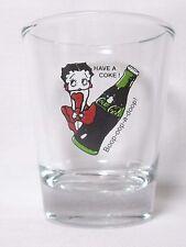 Very Nice Betty Boop Motorcycle 1 1//2 oz Shot Glass