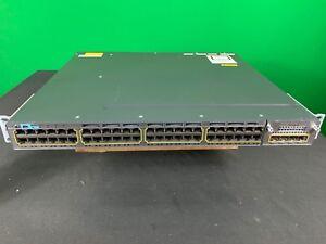 Cisco-WS-C3750X-48P-L-48-Port-3750X-Series-Gigabit-PoE-Switch-w-715W-PS