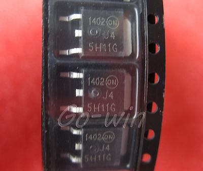 50Pcs MJD45H11 ST TRANSISTOR NPN 80V 8A DPAK NEW GOOD QUALITY
