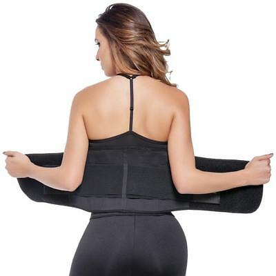 Waist Training Fitness Thermo Latex Workout Belt Waist Cincher Trainer for Gym