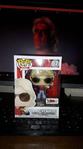 Funko Pop Ric Flair 57 WWE 2K19 Exclusive