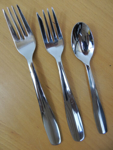 CRUISE by Gourmet Settings Stainless Steel Flatware 18//10 Your Choice