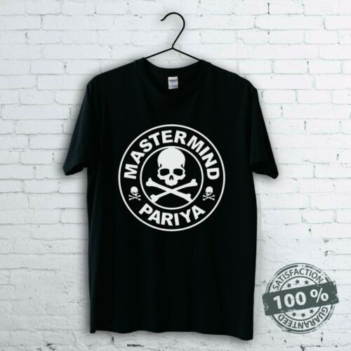 Mastermind Japan World Pariya T-shirt Cotton 100/% Confort S-5XL size