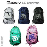Mooto 540 Backpack Martial Arts Casual Bag Taekwondo Hapkido Judo Tkd Mma
