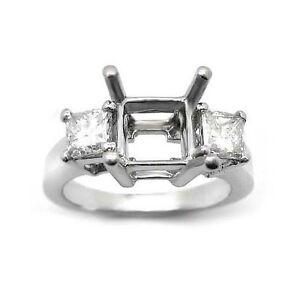1-04-PRINCESS-CUT-3-STONE-DIAMOND-RING-SETTING-MOUNTING