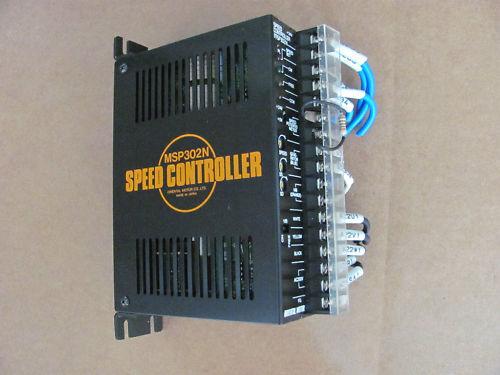 Oriental Motor Company MSP302N servo Speed Controller