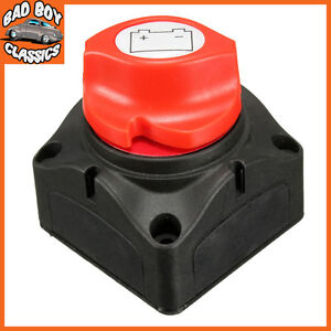 12v-24v-Marine-Boat-Battery-Isolator-Cut-Off-Switch-On-Off-Removable-Key