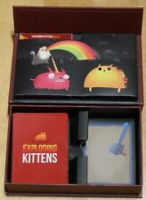 Exploding Kittens Cats Original Card Games Edition Family Party Game Players Fun