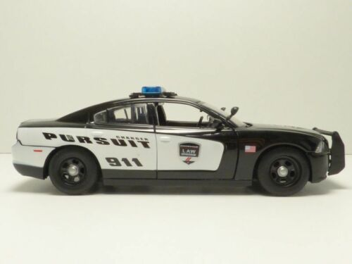 2012 Dodge Charger Police Pursuit 1:24