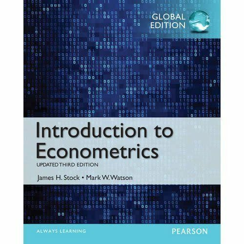 1 of 1 - Introduction to Econometrics, Update, Watson, Mark W., Stock, James H, Good, Pap