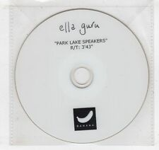 (GV628) Ella Gura, Park Lake Speakers - DJ DVD