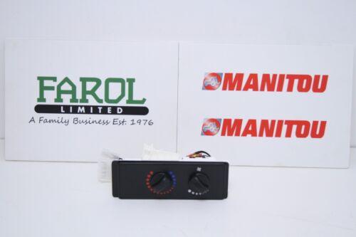 Genuine Manitou Heater Switch 746278 MVT950 MVT7140 MVT628 MVT1340 MVT10100