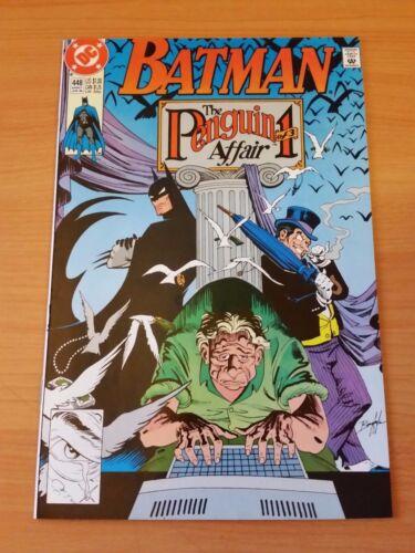 Batman #448 ~ NEAR MINT NM ~ 1990 DC COMICS