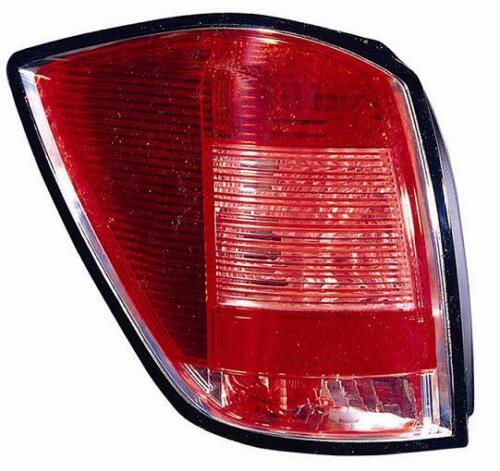 FARO FANALE POSTERIORE Opel ASTRA H 2004-2007 STATION WAGON SINISTRO