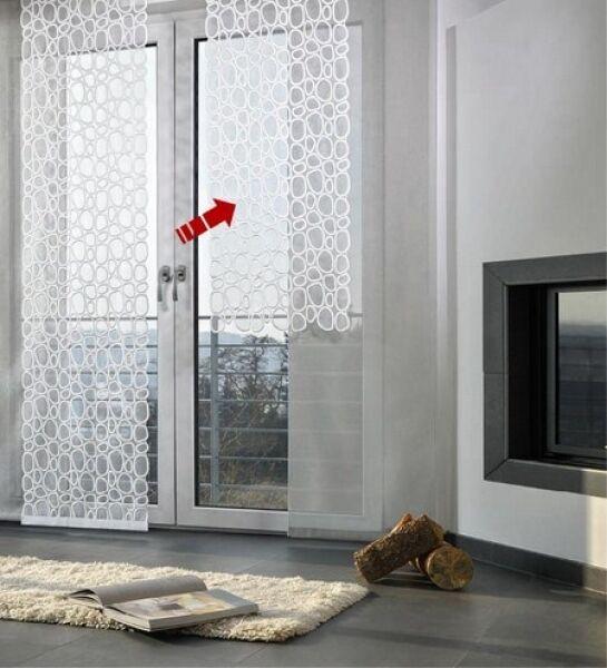 Viora Viora Viora Luna Fensterbehang | Elegantes und robustes Menü  767809
