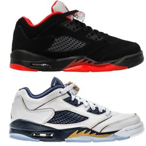 Nike Dunk Retro Air sopra Sneaker 314338 da Scarpe 5 alternativo 135 001 Jordan rBttqI