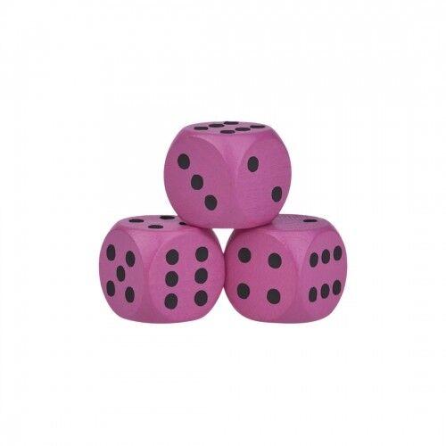 Dice - 20mm - Pink