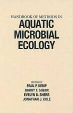 Handbook of Methods in Aquatic Microbial Ecology by