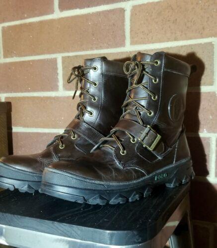 Polo Ralph Lauren 11.5 Men's Winter Boots Hayward