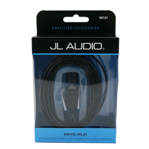 JL Audio MHD-RLC Water Resistant Remote Level Bass Control JL Audio Amplifiers