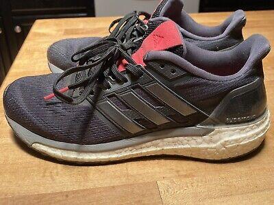 Women's Adidas Supernova Running Shoes Size 8 Navy Blue Pink White | eBay