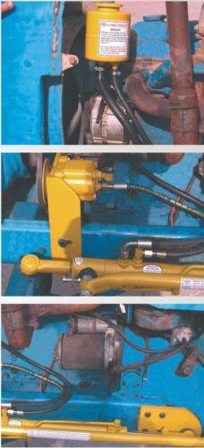 Fordson Major Power Steering Conversion Kit