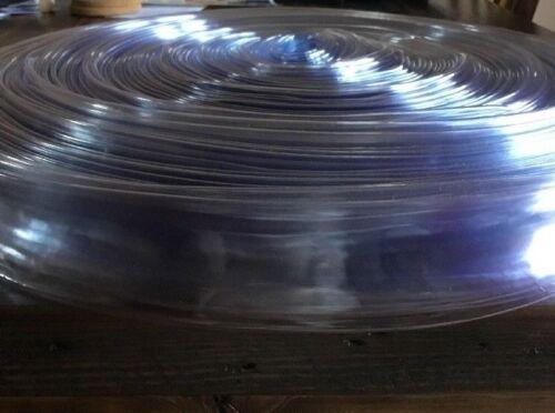 "1.5/"" Clear Vinyl Drain Hose Tubing 10/' lengths Pool SPA HVAC Jacuzzi Sundance"