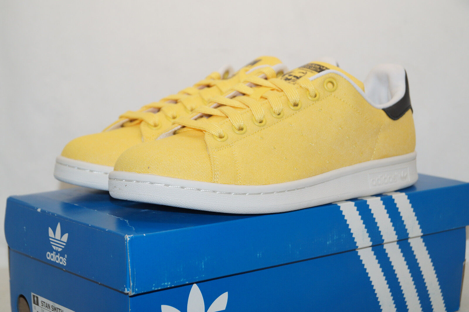 Adidas Originals Stan Smith UE 40 amarillo amarillo s75112 Gomaespuma