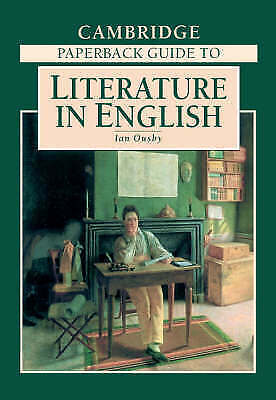 1 of 1 - The Cambridge Paperback Guide to Literature in English, ,