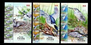SJ-Malaysia-Herons-amp-Bitterns-2015-Migratory-Birds-Wildlife-stamp-title-MNH