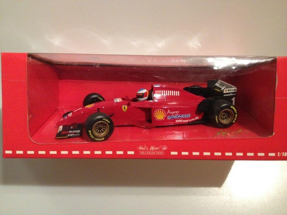 1 18 Ferrari F1 M.Schumacher 510961891 Minichamps