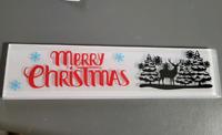 Custom tiles,ornaments, Santa treat plates, Santa keys, t-shirts