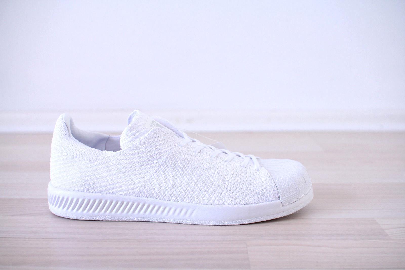 Adidas Superstar Bounce PK Weiß Gr. 42,43,44,45,46,47,48 NEU & OVP
