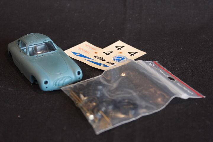 Epokit Mercedes-Benz 300 SL 1952 1 43  4 Kling   Klenk Carrera Panamericana (JS)