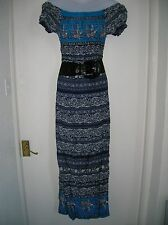 NWT SEXY SIZE S M L 12  MAXI DRESS BEACH CRUISE SUMMER PARTY NIGHTS OUT HOLIDAY