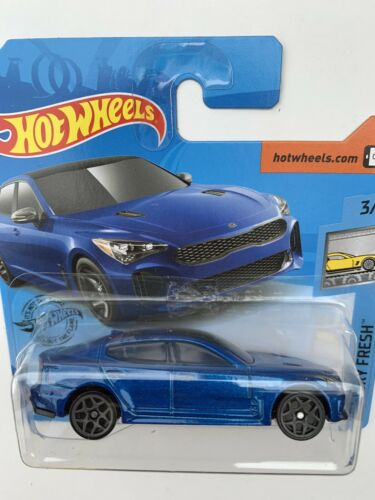 Factory Fresh KIA Stinger GT Hot Wheels 2020