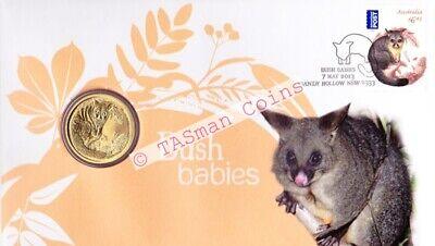 PNC Australia 2013 Australian Bush Babies POSSUM Perth Mint $1 Coin