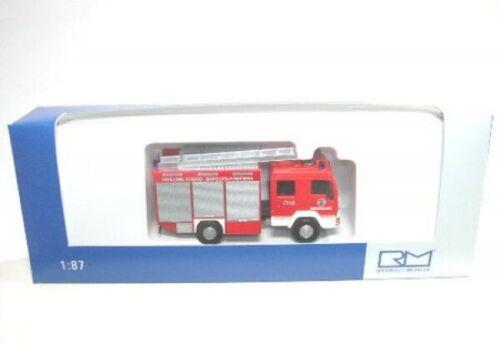 Se le 2000 Virgili del Fuoco Issogne-Italia bomberos 1:87 Rietze