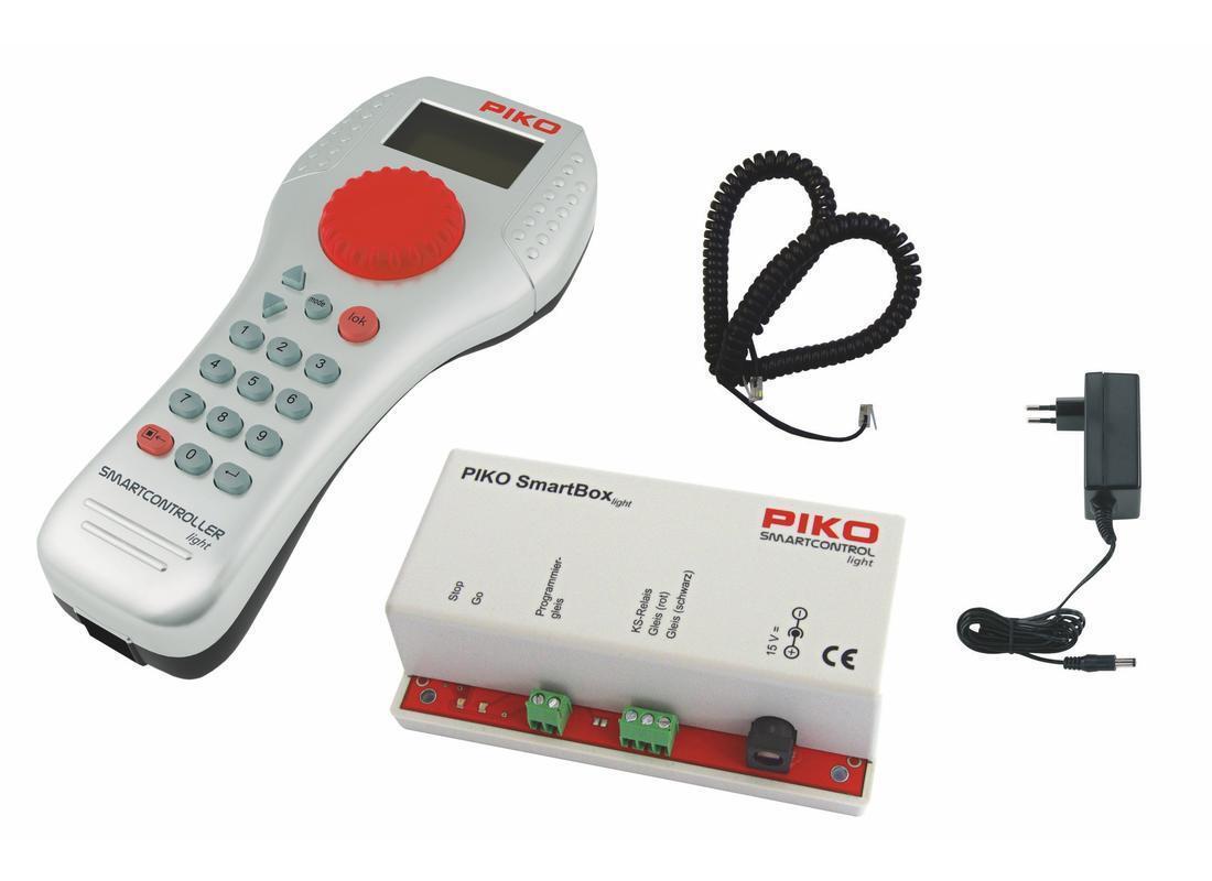 PIKO SmartControl Light Light Light Base Set Piko 55017 NUOVO be20ea