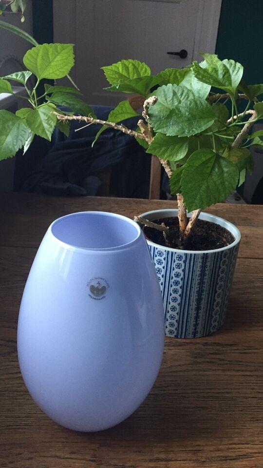 vase, Holmegaard Cocoon