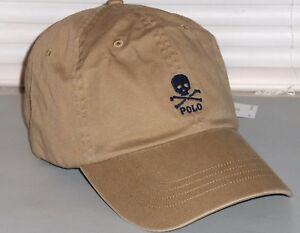 Image is loading POLO-RALPH-LAUREN-Men-039-s-Chino-Skull- 25498bd7795a