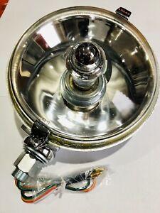 Lucas  Type SFT576 5 3/4 Inch Spot lamp Quality Reproduction Item Jaguar Mg AH